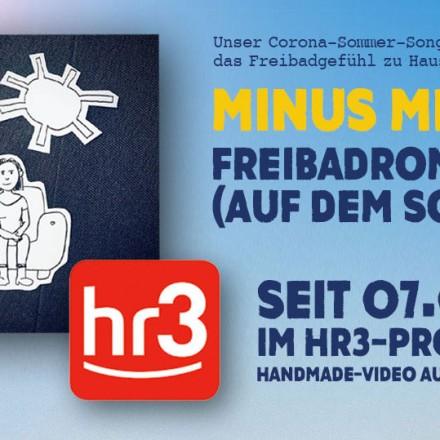 Minus Meier bei hr3